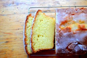 Gin & Tonic Cake from MissusBarnes.com