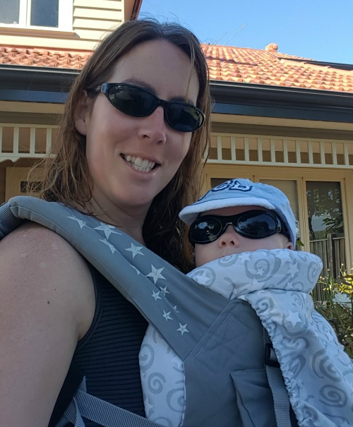 babywearing-coolness with MissusBarnes.com