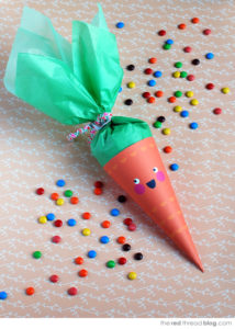 Easter-carrot-cones at Missusbarnes.com